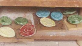 badges in kiln